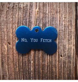 Premier Tags Premier Tags Dog Tags Blue