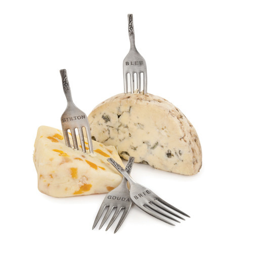 Twine Chateau Reusable Cheese Markers