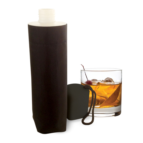 Smuggle Your Booze 9 oz Umbrella Flask