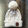 Get the Goods Cable Cuff Ribbed Beanies