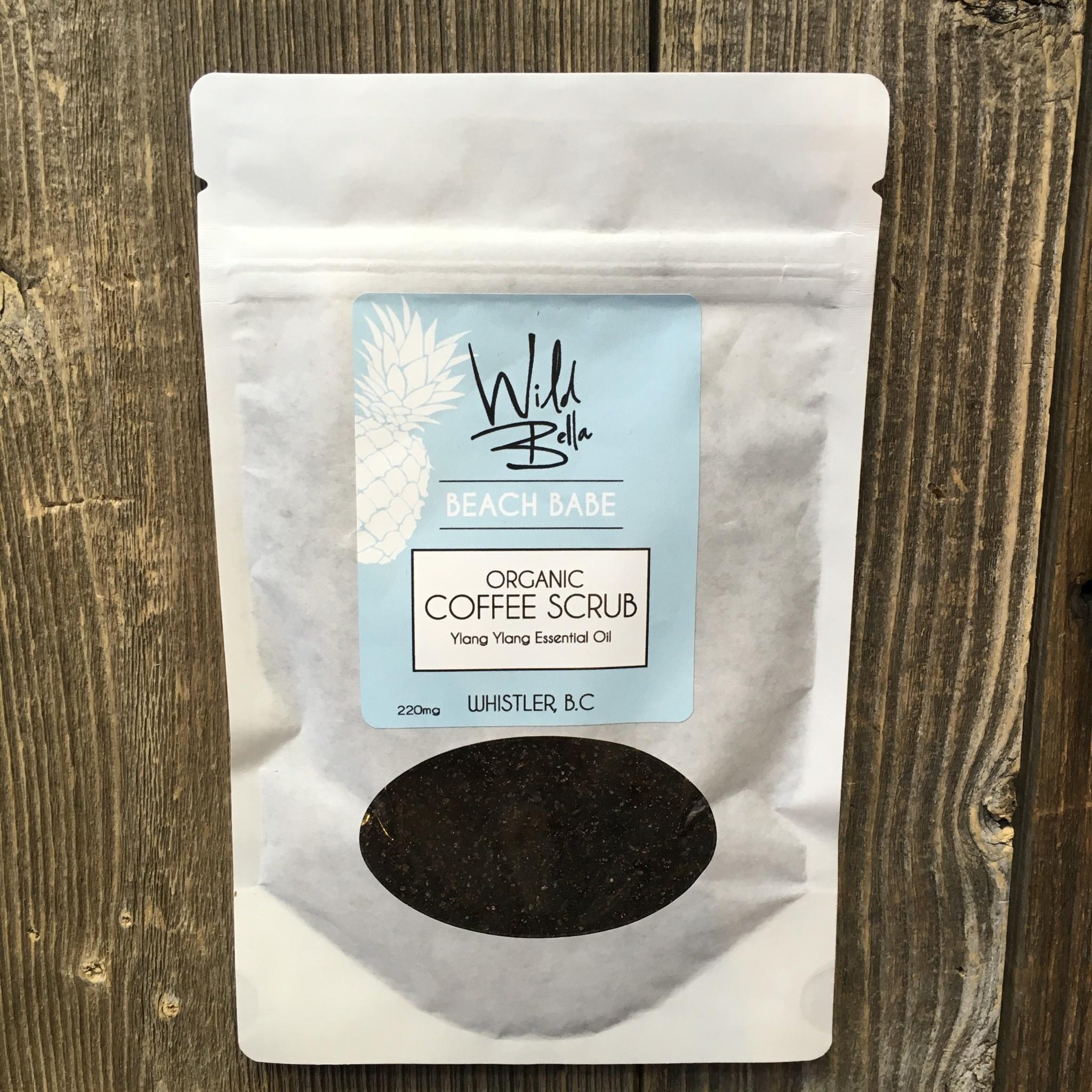 Wild Bella Coffee Scrub