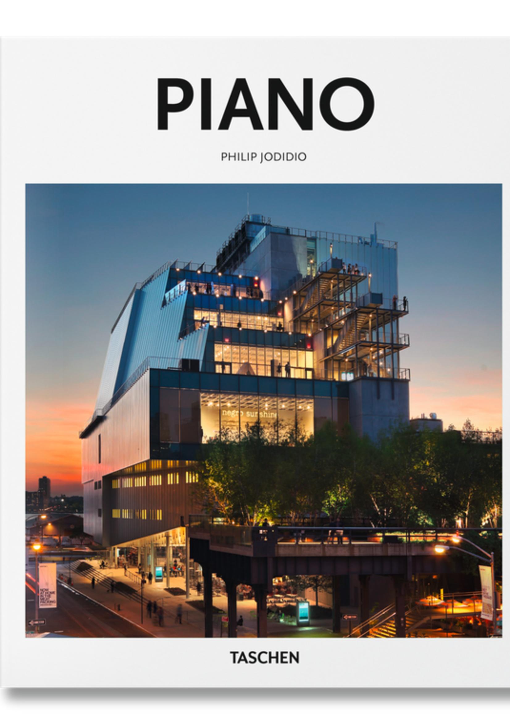 Taschen Taschen Piano