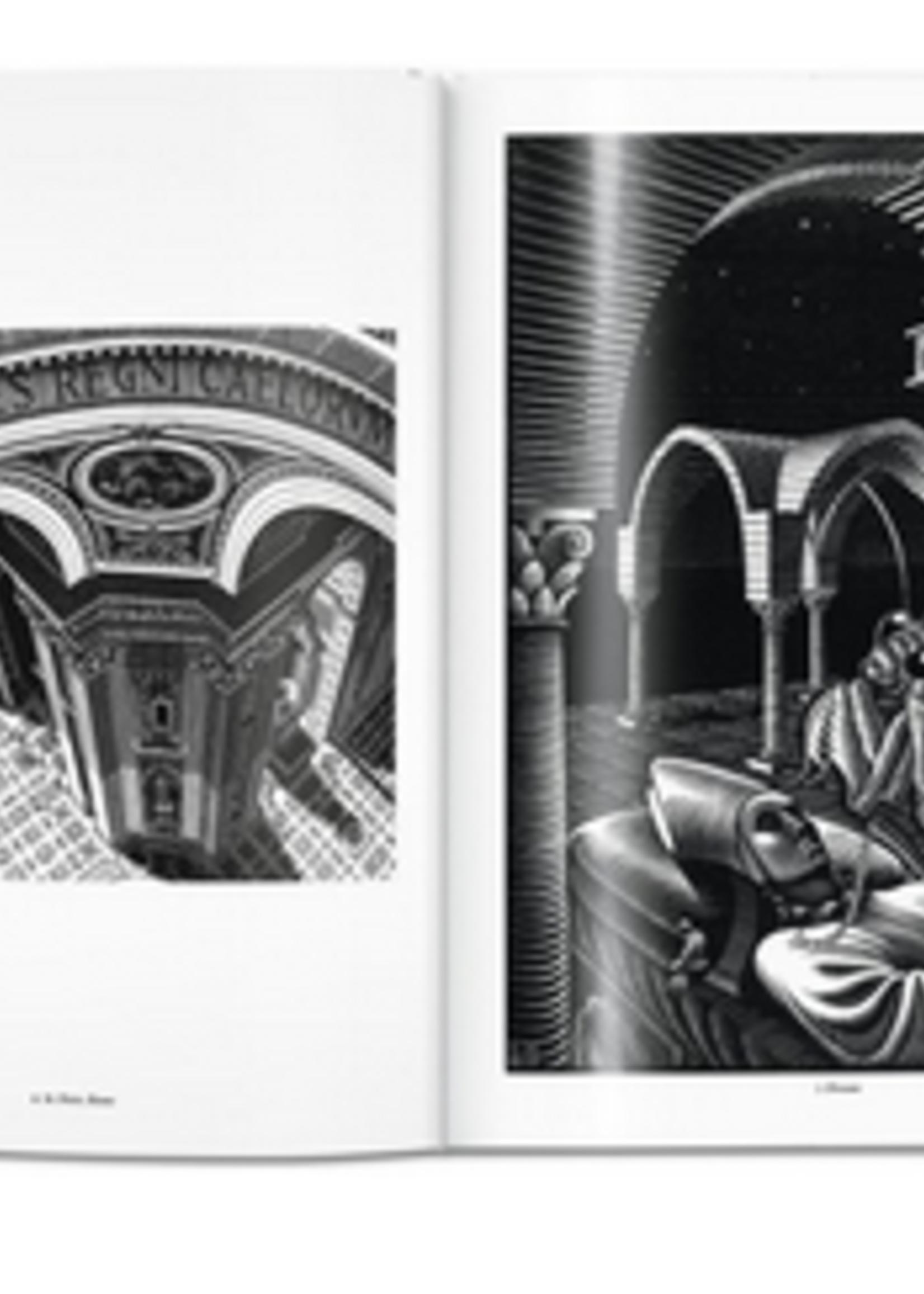 Taschen Taschen MC Escher The Graphic Work