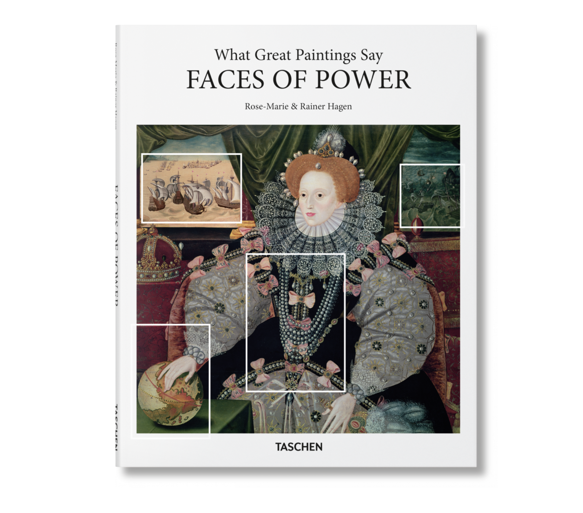 Taschen What Great Paintings Say Faces Of Power