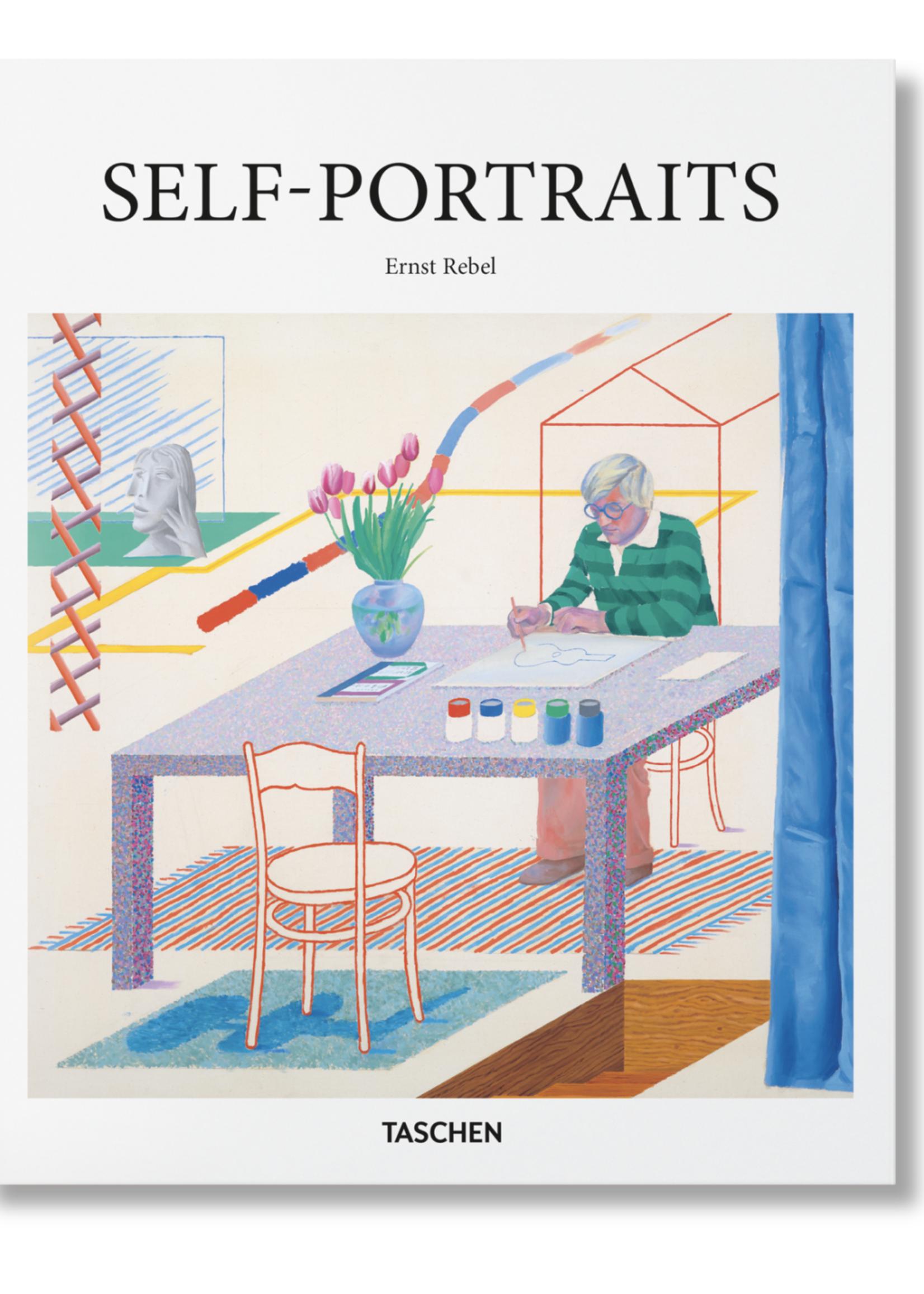 Taschen Taschen Self-Portraits
