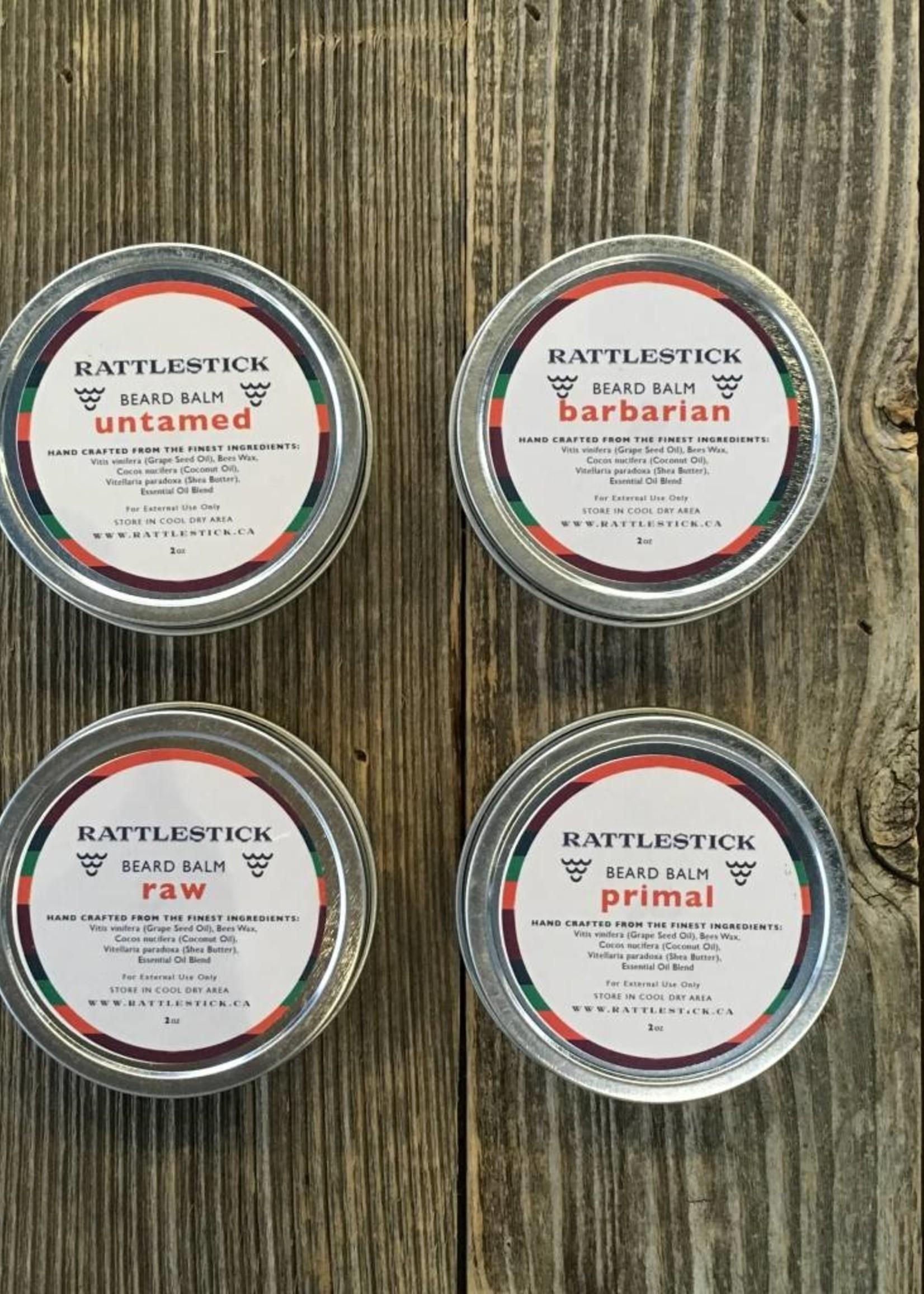 Rattlestick Rattlestick All Natural Hand Made Beard Balm