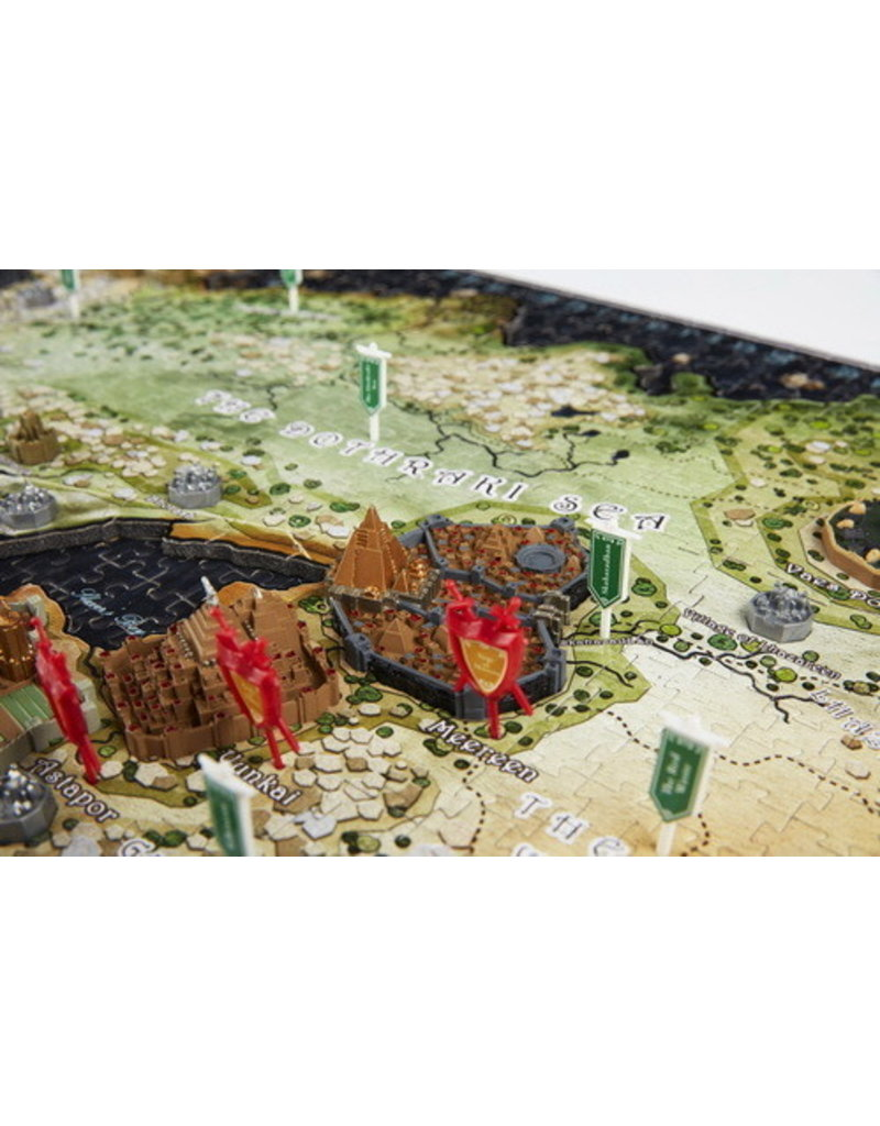 Cityscapes Puzzles Cityscape Puzzles 4D Game of Thrones: Essos