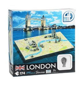 Cityscapes Puzzles 4D Cityscape Puzzles - Mini London