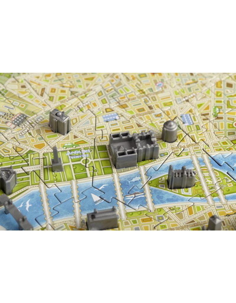 Cityscapes Puzzles Cityscape Puzzles 4D MINI London