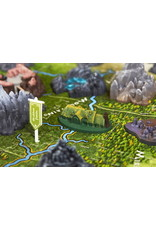 Cityscapes Puzzles 4D Cityscape Puzzles - The Hobbit: Middle Earth