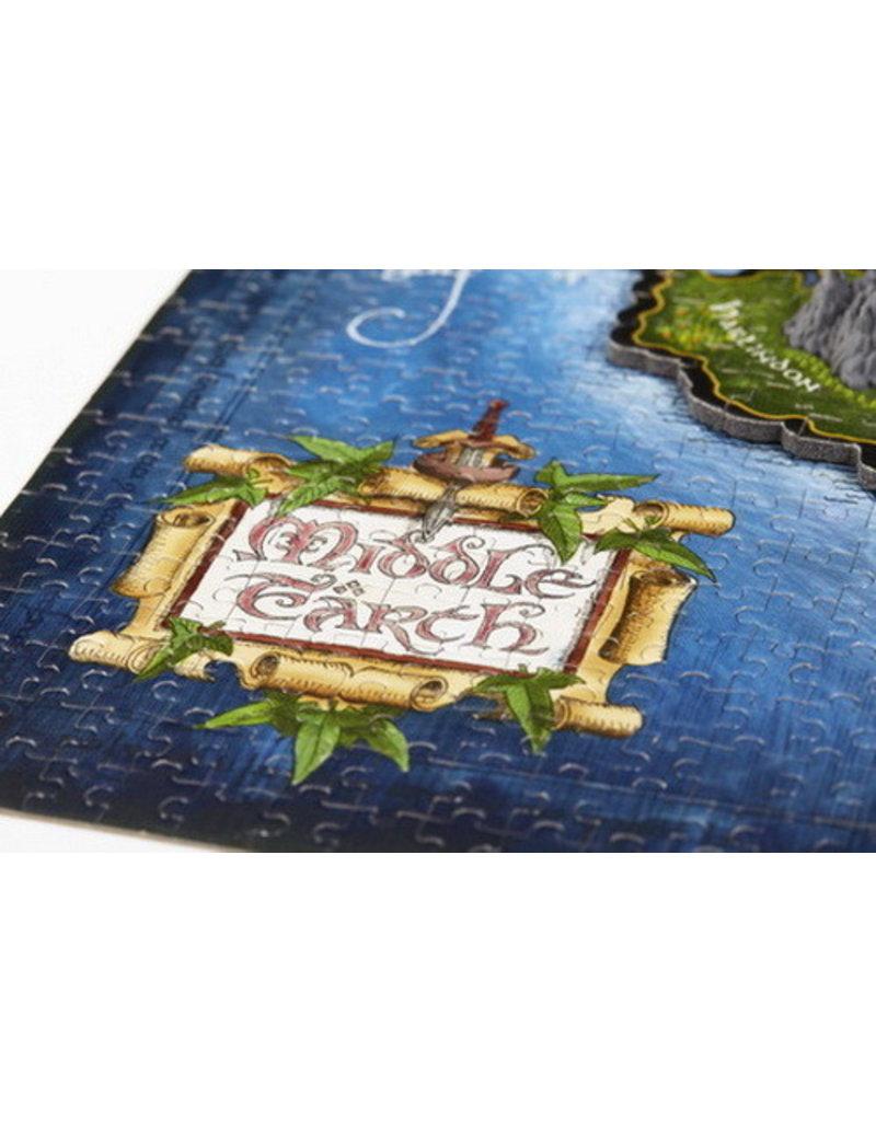 Cityscapes Puzzles Cityscape Puzzles 4D The Hobbit: Middle Earth