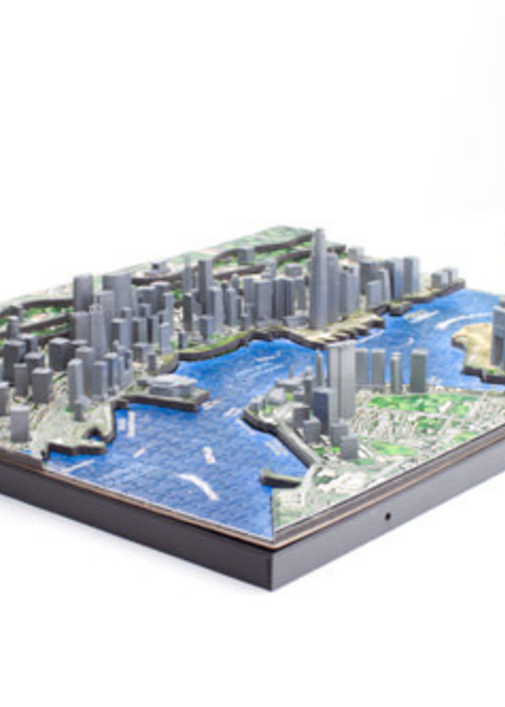 Cityscapes Puzzles 4D Cityscape Puzzles - Cities of the World -