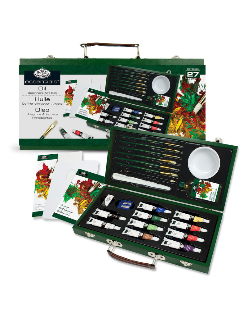 Royal Langnickel Royal & Langnickel Beginner Set -