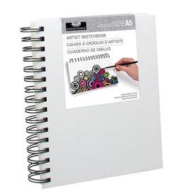 Royal Langnickel Royal & Langnickel Sketchbook Small - Canvas Cover