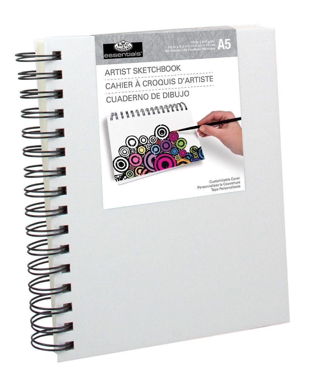 Royal & Langnickel Sketchbook Small - Canvas Cover
