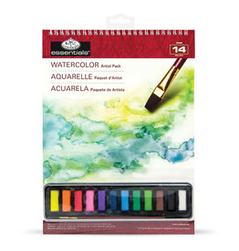 Royal Langnickel Royal & Langnickel Artist Pack - Watercolor (cakes)