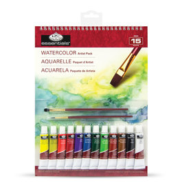 Royal Langnickel Royal & Langnickel Artist Pack - Watercolor (tubes)