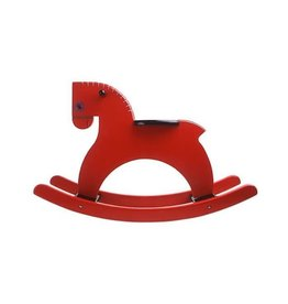 Playsam Playsam  Rocking Horse Red