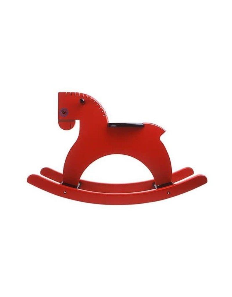 Playsam Playsam  Rocking Horse Red