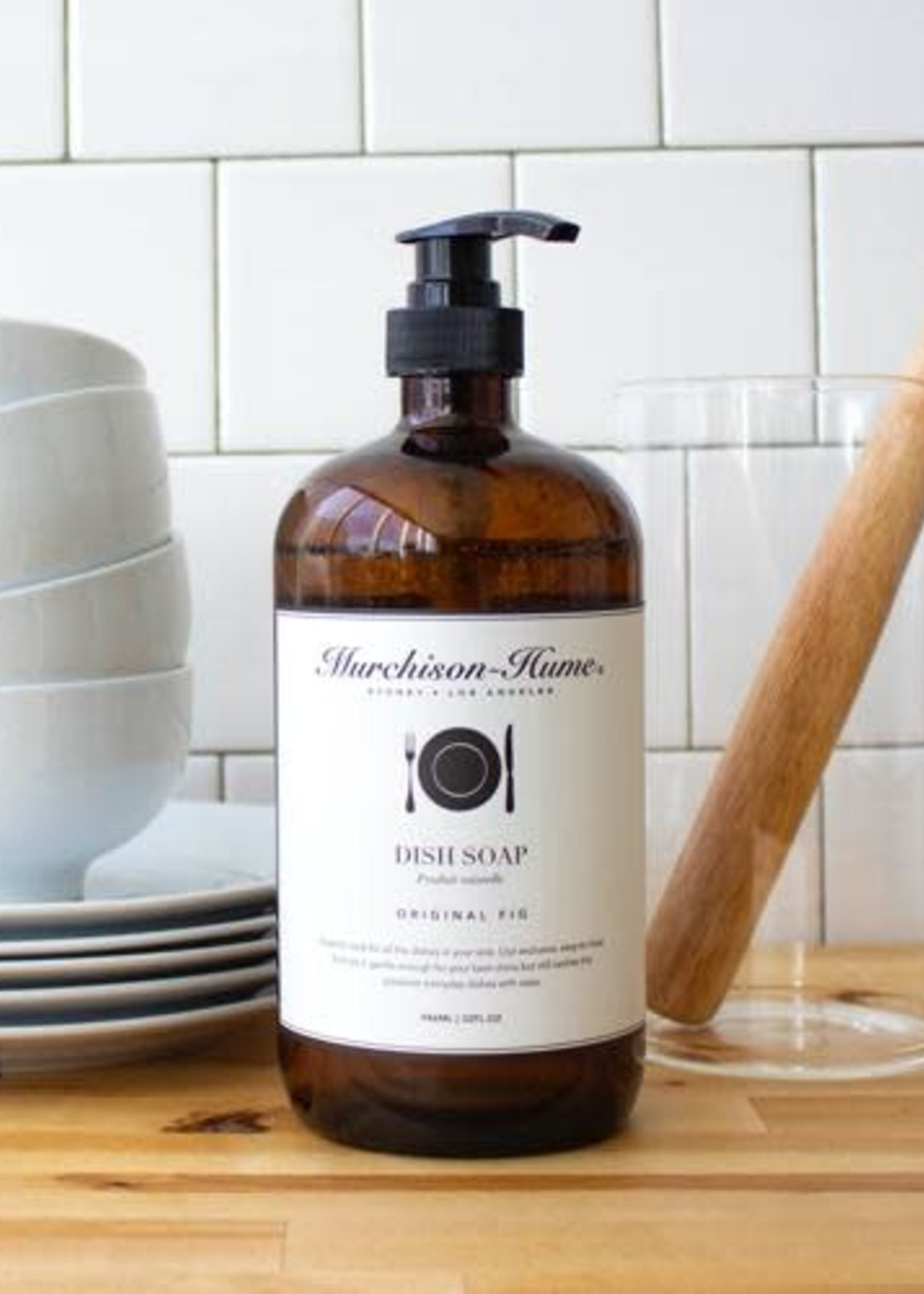 Murchison-Hume Murchison-Hume Heirloom Dish Soap 32oz Pump Fig