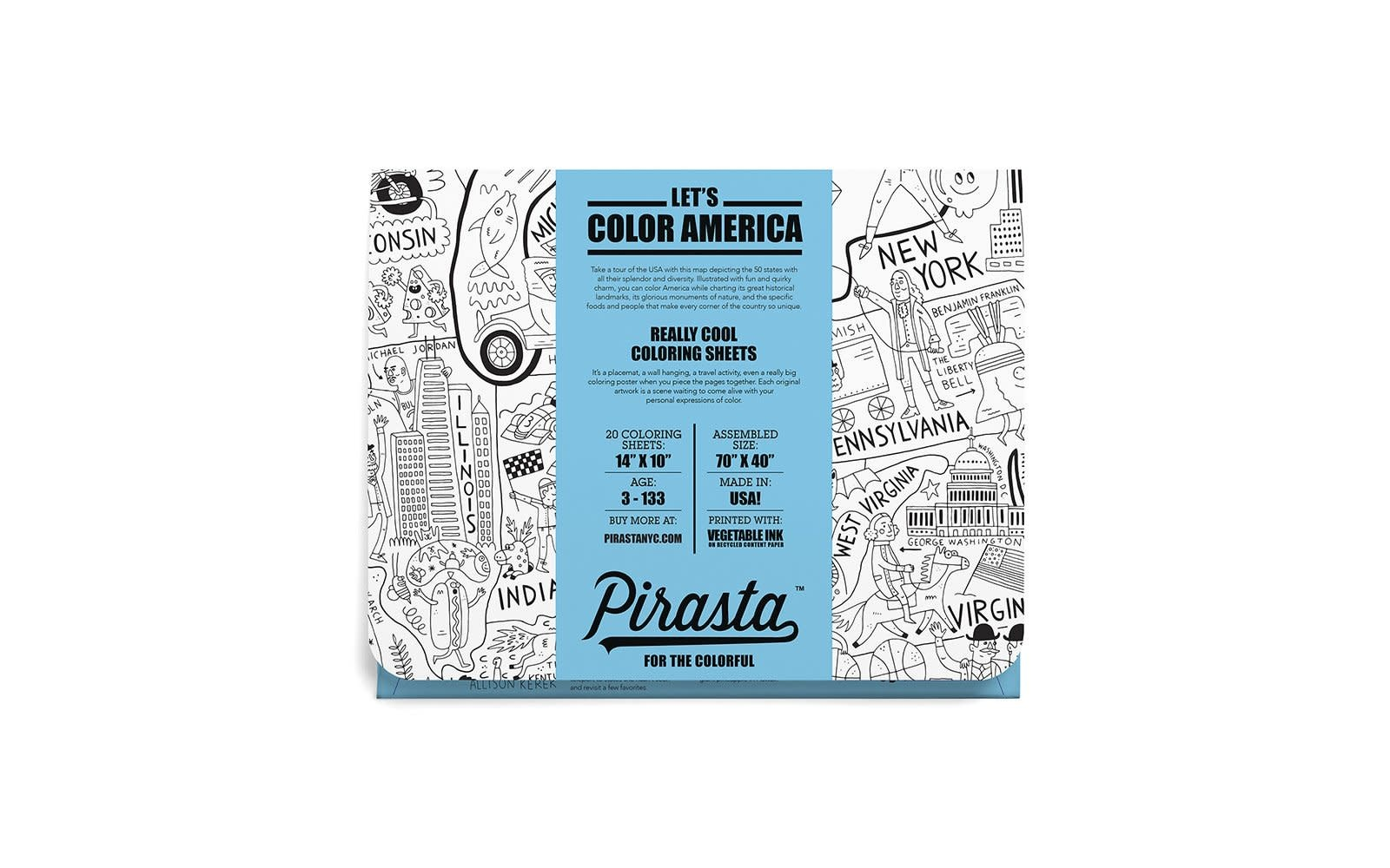Pirasta Coloring Sheets