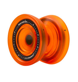 Yoyo Factory Yoyo Facory NorthStar Finger Spin - Translucent Orange