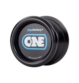 Yoyo Factory Yoyo Facory ONE - Blister - BLACK