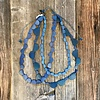 Beautiful Hands Half Moon Necklace 3-rows