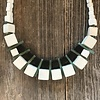 Beautiful Hands Neptune Necklace Block White Mix