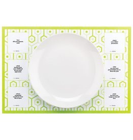 TabelTopics TableTopics: Placemat Family Edition
