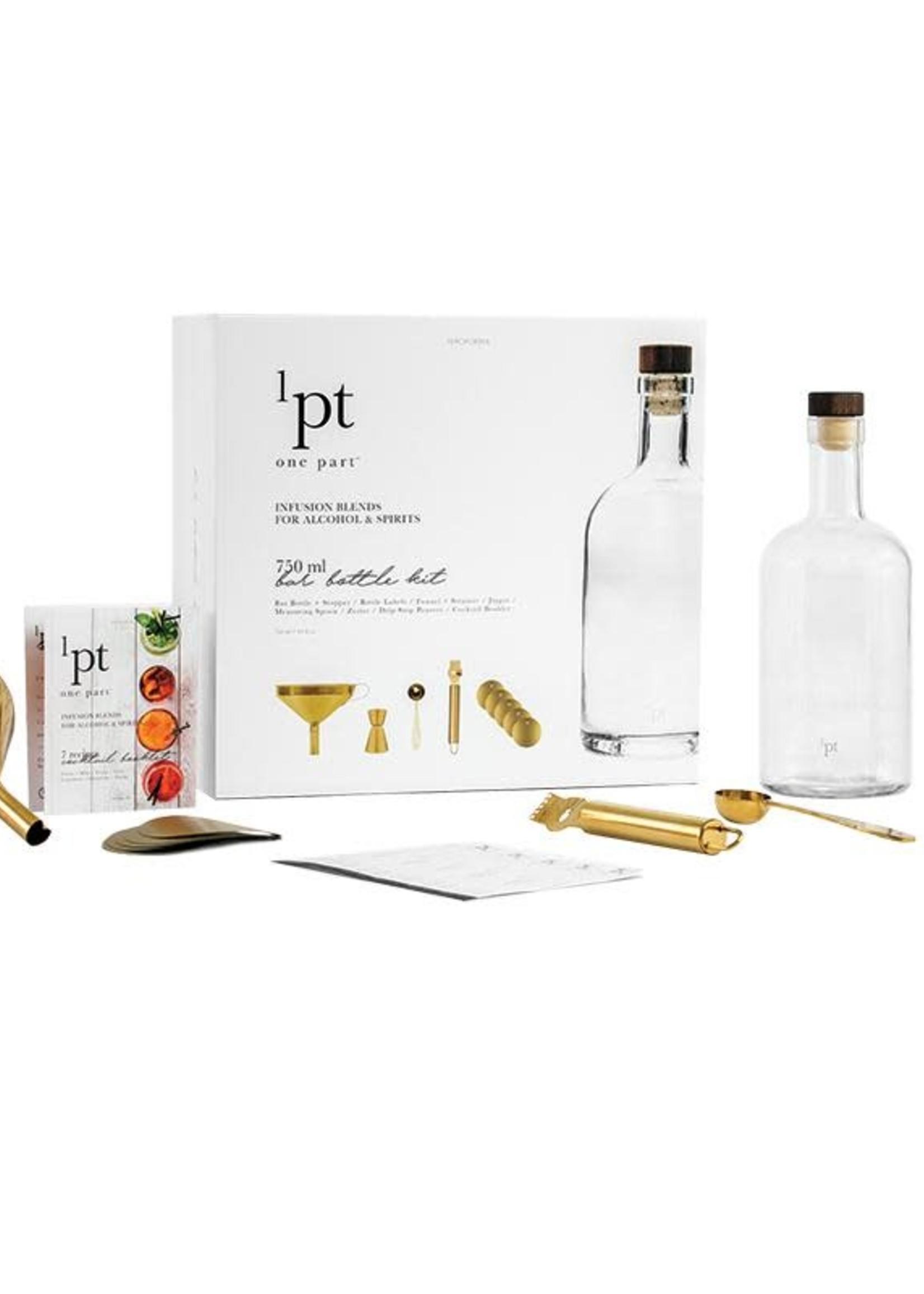 Teroforma Teroforma 1 PT Bar Bottle Kit