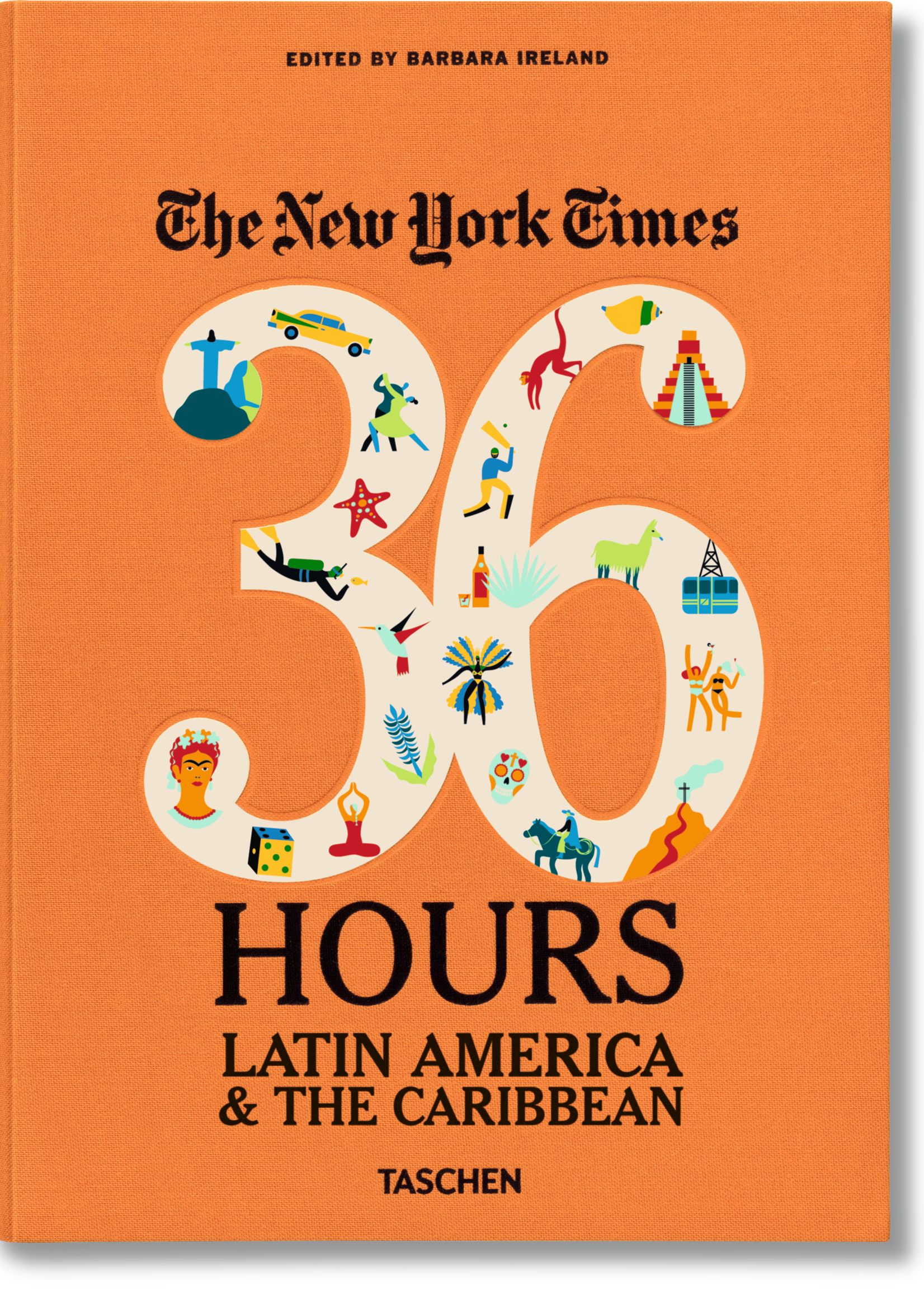 Taschen Taschen NYT 36 Hours