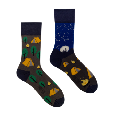 King Stone Socks Camping