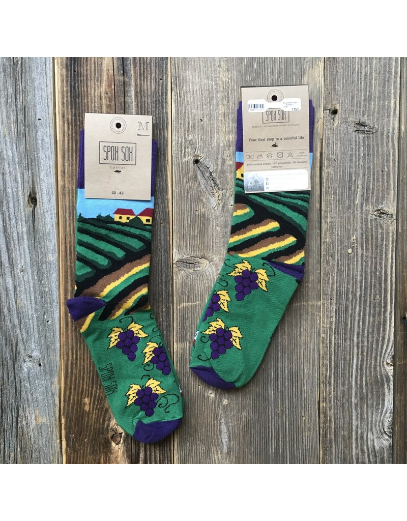 King Stone King Stone Socks Vineyard