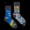 King Stone Socks Airplanes