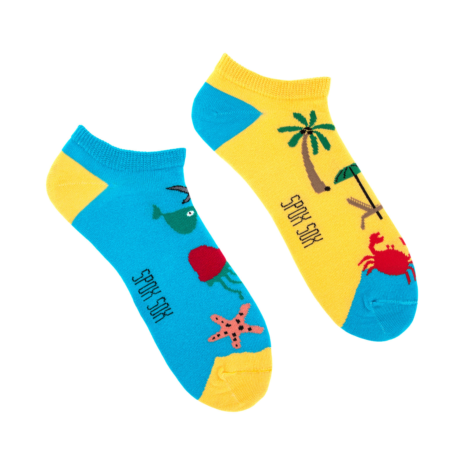 King Stone Socks Ankle Beach