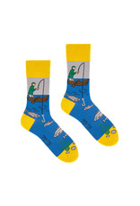 King Stone King Stone Socks Fisherman