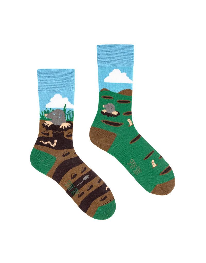 King Stone King Stone Socks Mole