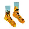 King Stone Socks Ostrich