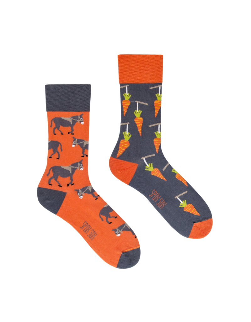 King Stone King Stone Socks Stick and Carrot
