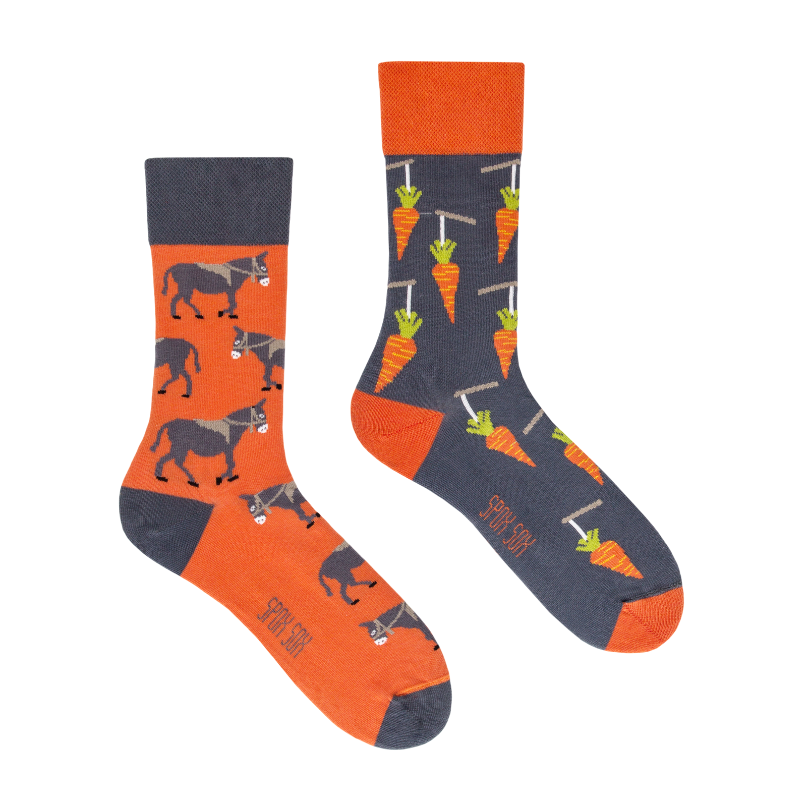 King Stone Socks Stick and Carrot