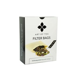Art of Tea Art of Tea Paper Filter Tea Bag- 100 per box