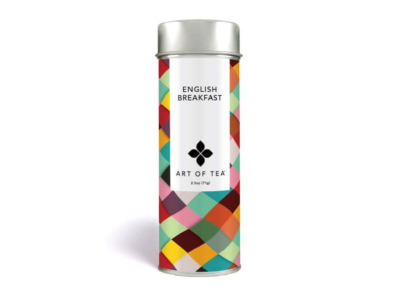 Art of Tea Tall Canister - Organic