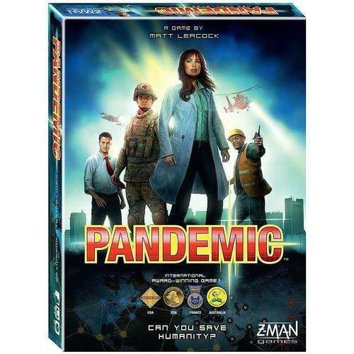 Lion Pandemic