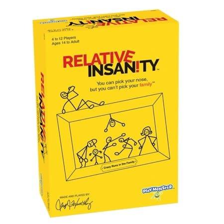 Playmonster Relative Insanity