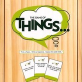 Playmonster Playmonster Things (Bilingual)