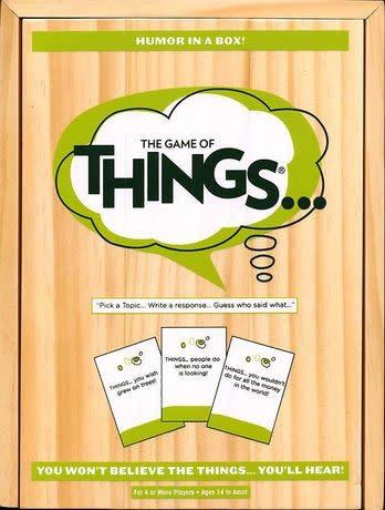 Playmonster Things (Bilingual)