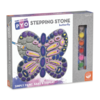 Mindware Paint Your Own Stepping Stone: Butterfly