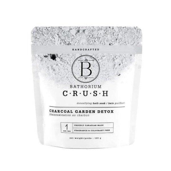 Bathorium Bathorium Charcoal Garden Detox