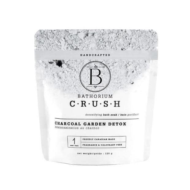 Bathorium Charcoal Garden Detox
